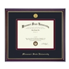 Diploma Frame with Doctorate Windsor Medallion