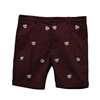 Repeating Bear Head Chino Shorts