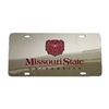 Missouri State University License Plate Cover