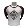 Adidas Missouri State Baseball In Diamond 3/4 Sleeve Tee