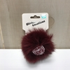 BH Fur Pom Pony Tail Holder