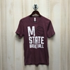 Bella Canvas MO State Basketball SS Tee