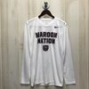 Nike Maroon Nation LS Tee