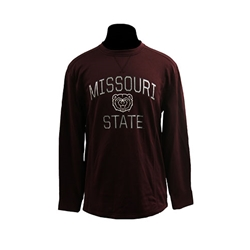 JanSport Missouri State BH Crewneck