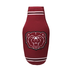 Bear Head Bottle Coozie