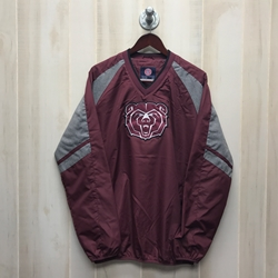Bear Head Missouri State Crewneck Pullover