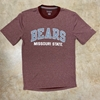 Champion Bears Missouri State Maroon Short Sleeve Tee
