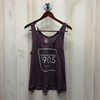 Utrau Ladies Tank Missouri State University 1905 dots