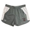 Under Armour Ladies Bear Head Missouri State Gray Shorts