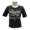 Under Armour Ladies Bears Missouri State Walking Bear SS Tee
