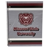 Missouri State BH Spiral Notebook