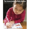 CORNERSTONES TO EARLY LITERACY