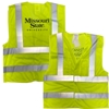 MSU Logo Safety Vest - MEDIUM