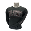 Champion MOSTATE Charcoal Long Sleeve Tee