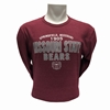Blue 84 Missouri State Bears Maroon Long Sleeve Tee