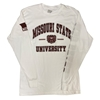 Blue 84 Missouri State University White Long Sleeve Tee