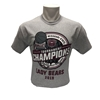 2019 Lady Bears Valley Champions Short Sleeve Tee