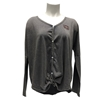 Colosseum Ladies Bear Head Full Button Long Sleeve
