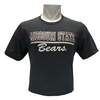 Russell Missouri State Bears Charcoal Short Sleeve Tee