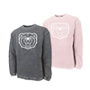 Charles River Bear Head Denim Crew Neck
