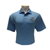 Missouri State Under Armour Light Blue Polo