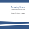 AMAZING GRACE WW1681 - TTBB