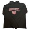 Colosseum Ladies Missouri State Bear Head Black Hoodie