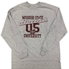 CI Sport Gray Missouri State University Bears '05 Long Sleeve