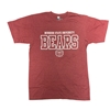 CI Sport Missouri State University Bear Maroon Short Sleeve Tee