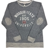 CI Sport Ladies Missouri State University Est. 1905 Navy Crew Neck