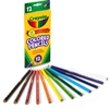 COLORED PENCILS 12 CRAYOLA LONG