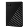 WD My Passport Black 1TB Slim External Hard Drive