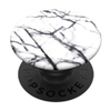 PopSockets White Marble Cell Phone Accessory