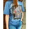 GNR Distressed Band Tee