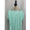 Bella Canvas Mint Slouchy V-Neck Tee