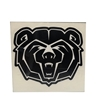 Decal - Black BearHead