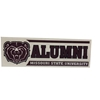 Decal - MSU BearHead Alumni