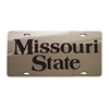 Missouri State License Plate Cover