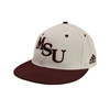 Adidas Diagonal MSU Flex Fit Cap