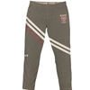 Under Armour Ladies Gray MO State Bear Head Leggings