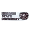 Missouri State University BH Wall Sign