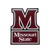 Decal - Missouri State Big M Logo