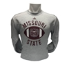 Adidas Missouri BH in Football State Crewneck
