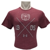 UA SS Tee Bear Head Cross 1905