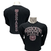 New Agenda Long Sleeve Shirt Missouri State (arch) BH-BH Bears on back