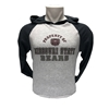 Russell Bear Head Missouri State Oxford Hoodie