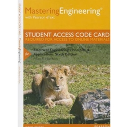 ELECTRICAL ENGINEERING (MSTRNG ENGRG ACCESS CARD )