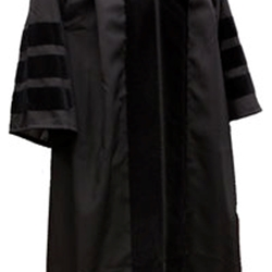 DOCTORATE GOWN