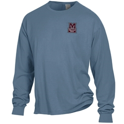 Comfort Wash Blue Missouri State Long Sleeve