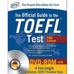 OFFICIAL GUIDE TO THE TOEFL TEST (W/CD ONLY)